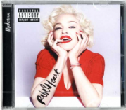 REBEL HEART - UK / EU (STANDARD) CD ALBUM